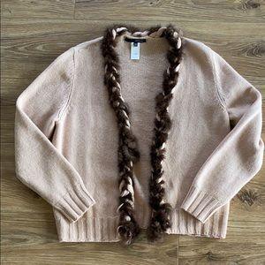 🤎 Les Copains Cream Sweater 🤎